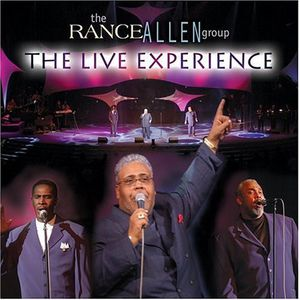 The Live Experience , Rance Allen