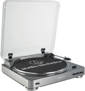 Audio Technica At-lp60 Belt-drive Turntable