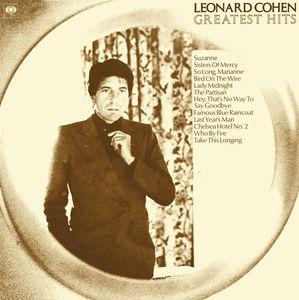 Leonard Cohen Greatest Hits , Leonard Cohen