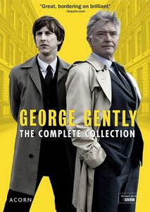 George Gently: The Complete Collection , Martin Shaw
