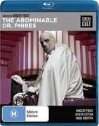 Abominable Dr Phibes [Import] , Virginia North
