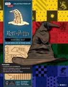 Harry Potter: Sorting Hat Deluxe Book and Model Set (IncrediBuilds)(Harry Potter)