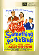 Something for the Birds , Victor Mature