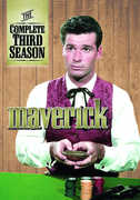 Maverick: The Complete Third Season , James Garner