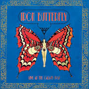 Live At The Galaxy 1967 , Iron Butterfly