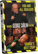 George's Best Stuff /  You Are All Diseased , George Carlin