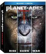 Planet of the Apes Trilogy , Mark Wahlberg