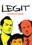 Legit: The Complete Season 2 , Jim Jefferies