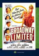 Broadway Limited , Victor McLaglen