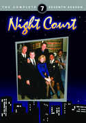 Night Court: The Complete Seventh Season , Harry Anderson