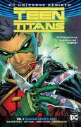 Teen Titans Vol. 1: Damian Knows Best (Rebirth) (DC)
