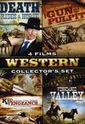 Classic Westerns Collector's Set: Volume 3 , Burt Lancaster