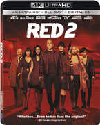 Red 2 , Bruce Willis