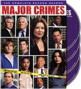 Major Crimes: The Complete Second Season , Mary McDonnell