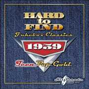 Hard to Find Jukebox Classics 1959: Teen Pop Gold /  Various , Various Artists