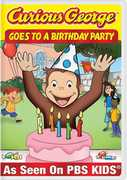 Curious George: Goes to a Birthday Party! , Frank Welker