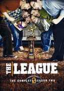 The League: The Complete Season Two , Jon Lajoie