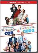 Kindergarten Cop /  Kindergarten Cop 2: 2-Movie Collection , Arnold Schwarzenegger