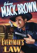 Everyman's Law , Johnny Mack Brown