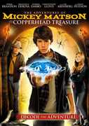 The Adventures of Mickey Matson and the Copperhead Treasure , Christopher Lloyd