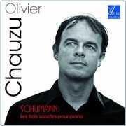 Sonates Pour Piano 1-3 [Import] , Olivier Chauzu