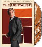 The Mentalist: The Complete Fourth Season , Simon Baker