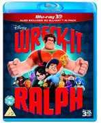 Wreck It Ralph 3D [Import] , Alan Tudyk