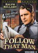 Follow That Man 1: TV Classics , Frank Lovejoy