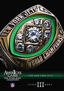 Nfl America's Game: 1968 Jets (Super Bowl II) , Joe Namath