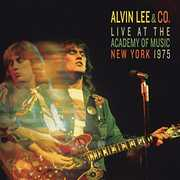 Alvin Lee AndCo. Live At The Academy Of Music New York 1975 , Alvin Lee