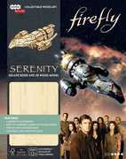Serenity Deluxe Book and Model Set (IncrediBuilds) (Firefly)
