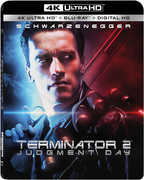 Terminator 2: Judgment Day , Arnold Schwarzenegger