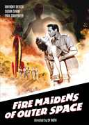 Fire Maidens of Outer Space , Jacqueline Curtiss