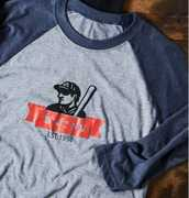 TCM Backlot Baseball Player Logo Longsleeve Tee (XL)