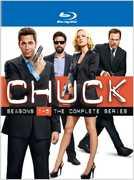 Chuck: Seasons 1-5: The Complete Series , Zachary Levi