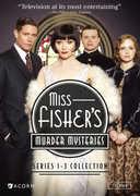 Miss Fisher's Murder Mysteries: Series 1-3 Collection , Essie Davis