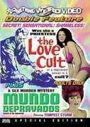 The Love Cult /  Mundo Depravados , Gene Burke