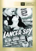 Lancer Spy , Dolores Del Rio