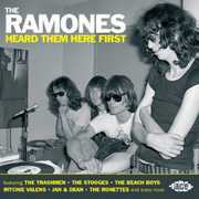 Ramones Heard Them Here First /  Various [Import] , Various Artists