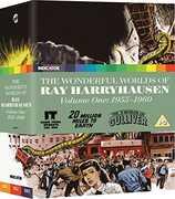 Wonderful Worlds Of Ray Harryhausen Vol 1: 1955-1960 (Dual Format) [Import]
