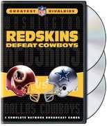 NFL's Greatest Rivalries: Washington Vs Dallas