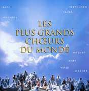 Les Plus Grands Choeurs Du Monde [Import] , Giuseppe Solera & Cammarano