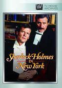 Sherlock Holmes in New York , Roger Moore