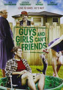 Guys & Girls Can't Be Friends , Stephen Tobolowsky