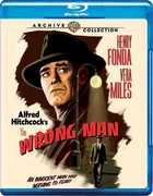 The Wrong Man , Henry Fonda