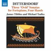 Three Ovid Fortepiano Sonatas for Four Hands