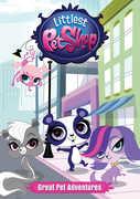 Littlest Pet Shop: Great Pet Adventures , Ashleigh Ball