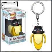 FUNKO POP! KEYCHAIN: Bananya - Black Bananya