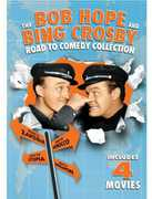 The Bob Hope and Bing Crosby Road to Comedy Collection , Bing Crosby