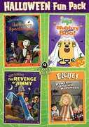 Kids Halloween 4-Pack , Garry Chalk